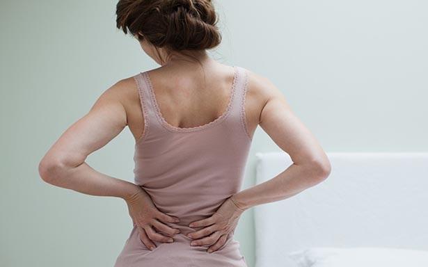 Ghế massage phòng ngừa đau lưng