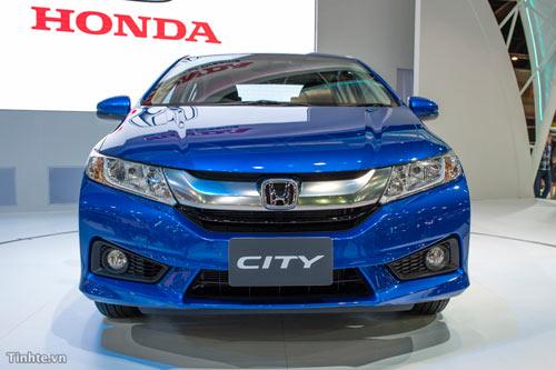 Honda City mới siêu tiết kiệm nhiên liệu sắp về Việt Nam - 4