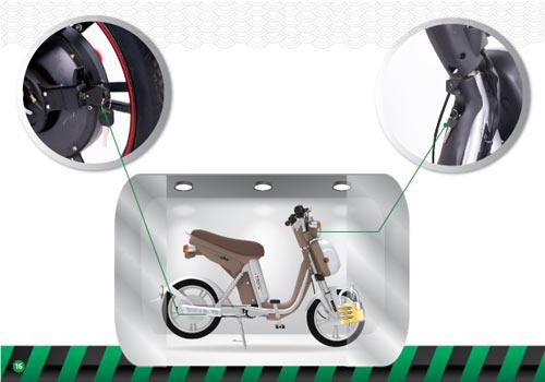 Ấn tượng 3.000 người tham dự ra mắt xe điện HKbike iTrend - 20