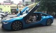 'Học sinh cấp ba đi ôtô BMW i8 giá 7 tỷ' nóng nhất mạng XH trong ngày